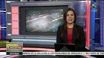 teleSUR noticias. Venezuela rechaza sanciones impuestas por la UE