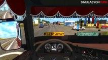Euro Truck Simulator 2 - Kurt Egzozlu Scania Kırkayak Kamyonu!