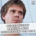 Qui est Thierry Marchal-Beck, l'ex-président du MJS accusé d'agressions sexuelles?