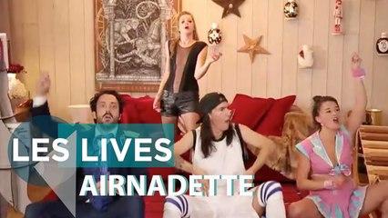 Airnadette - Live & Interview