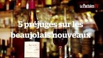 Beaujolais nouveau :  5 préjugés sur le vin