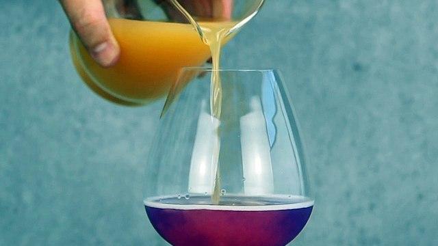 Samarian Sunset Cocktail Recipe - Liquor.com