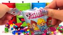 Sesame Street Elmo Cookie Monster Big Bird Candy Surprise Toys Learn Colors Spar