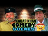 Comedy Scenes - Kadar Khan - Bollywood Hindi Movies Comedy Scenes