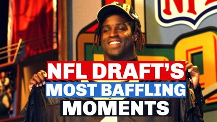 The 10 Most Baffling Moments From The NFL Draft