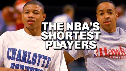 The History Of The NBA's Shortest Players