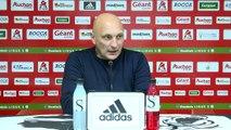 AC Ajaccio - Tours FC: l'avant-match avec Olivier Pantaloni