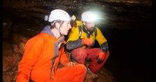 Destination montagnes : Spéléo dans la grotte de Prérouge dans les Bauges