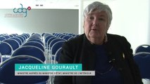 Rencontres territoriales de Bretagne 2018 - Entretien avec Jacqueline Gourault