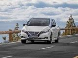 Nissan Leaf (2018) : 1er essai en vidéo