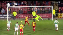 1-0 Conor Sammon Penalty Goal Scotland  Premiership - 23.01.2018 Partick Thistle 1-0 Celtic FC