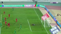 1-2 Dayo Ojo Amazing Goal CAF  African Nations Championship  Group C - 23.01.2018 Equatorial...