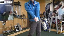 The Golf Swing Weekly Fix Golf Grip and Question