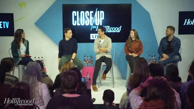 Jim Parsons, Joel McHale and More on Live Actors Panel with Close-Up with The Hollywood Reporter   Actors   Sundance 2018