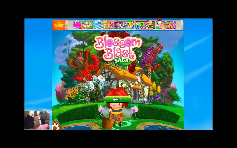 Blossom Blast Saga Level 25 - Blossom Blast Saga first try Gameplay #25