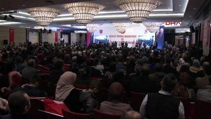 Başbakan Yıldırım, Devlet Övünç Madalyası ve Beratı Tevcih Töreni'nde Konuştu -4