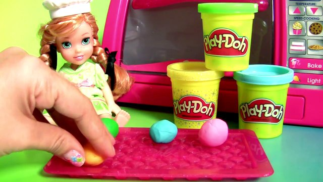 Chef Barbie Baking Oven Magical Toy Surprises Play-Doh My Little Pony Shopkins B
