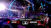 Tete vs. Omar - 'Mujer de las Mil Batallas' – Las Batallas - La Vo