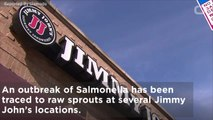 Salmonella Linked To Jimmy John's Raw Sprouts