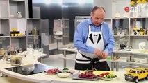 Жареное мясо с картошкой в сковородке фламбированное   Илья Лазерсон   Обед безбрачия