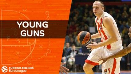 Young Guns: Dejan Davidovac, Crvena Zvezda mts Belgrade