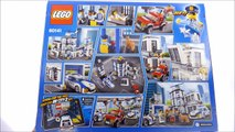 Lego City 60141 Police Station - Lego Speed Build Review