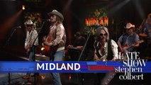 Midland Perform 'Make A Little'