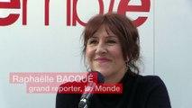 Assises du Vivre Ensemble 2018.  Raphaëlle BACQUÉ, grand reporter, Le Monde