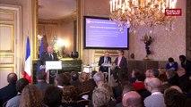 Gérard Larcher hostile à la réduction du nombre de parlementaires