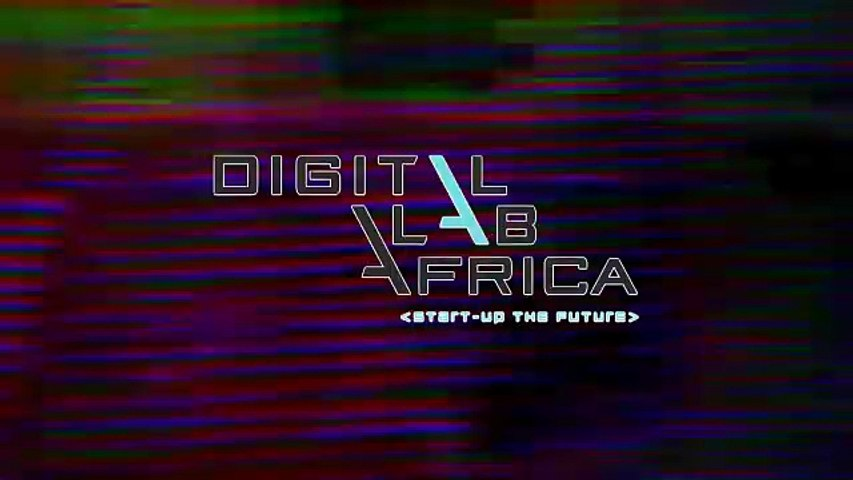Digital Lab Africa - The Triptych by John DeVries & Greg Kriek