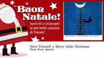 Paolo Fresu Quintet - Have Yourself a Merry Little Christmas