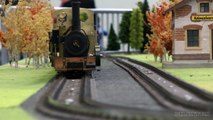 Live Steam Model Railways 1/32 Scale and Real Steam Locomotives