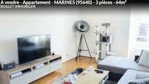 A vendre - Appartement - MARINES (95640) - 3 pièces - 64m²