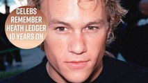 Busy Philipps posts tearful video about Heath Ledger