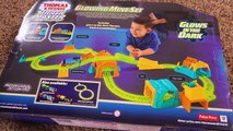 Thomas and Friends   Thomas Train Glowing Mine Playset with Trackmaster   Fun Toy Trains for Kids