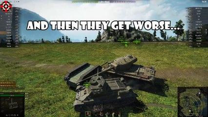 World of Tanks - Trolling Gone Bad - by JustforlolzFYI