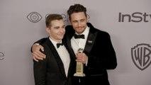James Franco est soulagé de ne pas être nommé aux Oscars
