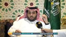 ولي العهد- المواطن يشاهد الدوري بالمجان.. وتركي آل الشيخ يعفي رئيس الرائد والاتحاد مع إدارته