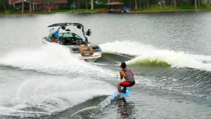 2018 Super Air Nautique GS22 - Wakeboarding Review