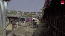 Bangladesh : les enfants, la moitié fragile des réfugiés rohingyas