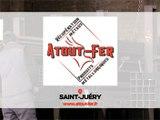 Atout-Fer Centre de récupération et de vente de produits métallurgiques à Saint-Juéry.
