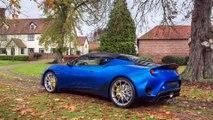 Der neue Lotus Evora GT410 Sport - Kraft und neue Design-Philosophie