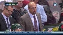Nazem Kadri Match penalty targeting head. Toronto Maples Leafs vs Minnesota Wild 11/13/13 NHL