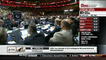 2013 NHL draft 1st rd 10-12 picks Valeri Nichushkin, Samuel Morin, Max Domi. NHL Hockey