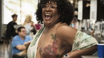 Breast Cancer Survivors Receive Tattoos To Cover Their Scars