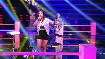 Estefany canta 'Yo viviré' y Andra canta 'Si tú eres mi hombre' _ Súper Batallas_ La Voz