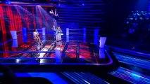 Estefany canta 'Yo viviré' y Andra canta 'Si tú eres mi hombre' _ S�