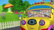 The Wheels On The Bus Go Round And Round 3D Nursery Rhymes | 3D Animation Video | HD Nursery Rhymes | 3D Rhymes | Kids Nursery Rhymes | Kids Videos Songs | Kids Songs | Baby Songs | Dailymotion Kids Video | English Nursery Rhymes Songs for kids