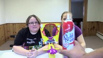 PieFace Game, Part 2 with Bin and Jenna! | Messy Challenge! | Whats Ryan Tryin | Bins Toy Bin