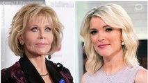 Ann Curry Calls Out Megyn Kelly Over Jane Fonda Criticism
